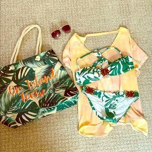 NWOT Vix Paula Hermanny bikini